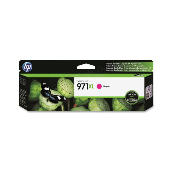 HP 971XL Magenta Original Ink Cartridge CN627AM