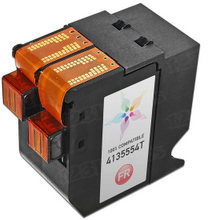 Compatible Neopost 4135554T / ISINK34 Fluorescent Red Ink Cartridges