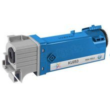 Compatible Alternative to Dell KU053 (310-9060) High Yield Cyan Laser Toner Cartridges for the Color Laser 1320c