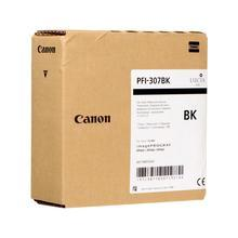 Canon 9811B001 (PFI-307BK) Black 330ml Ink Cartridge, OEM