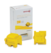 OEM Xerox 108R00992 / 108R992 Yellow Solid Ink 2-Pack