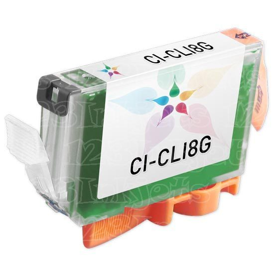 Canon Compatible CLI8G Green Ink for Pixma Pro 9000