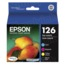 Epson 126 Color Original Ink Cartridge 4PK