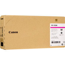 Canon 9823B001 (PFI-707M) Magenta 700ml Ink Cartridge, OEM