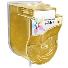 Compatible Konica-Minolta 960847 Yellow Laser Toner Cartridges for the Color Copier 8020, 8031