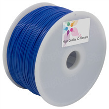 Blue 3D Printer Filament 1.75mm 1kg Nylon