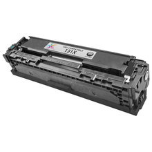 Remanufactured Replacement for HP CF210X (131X) High-Yield Black Laser Toner Cartridge