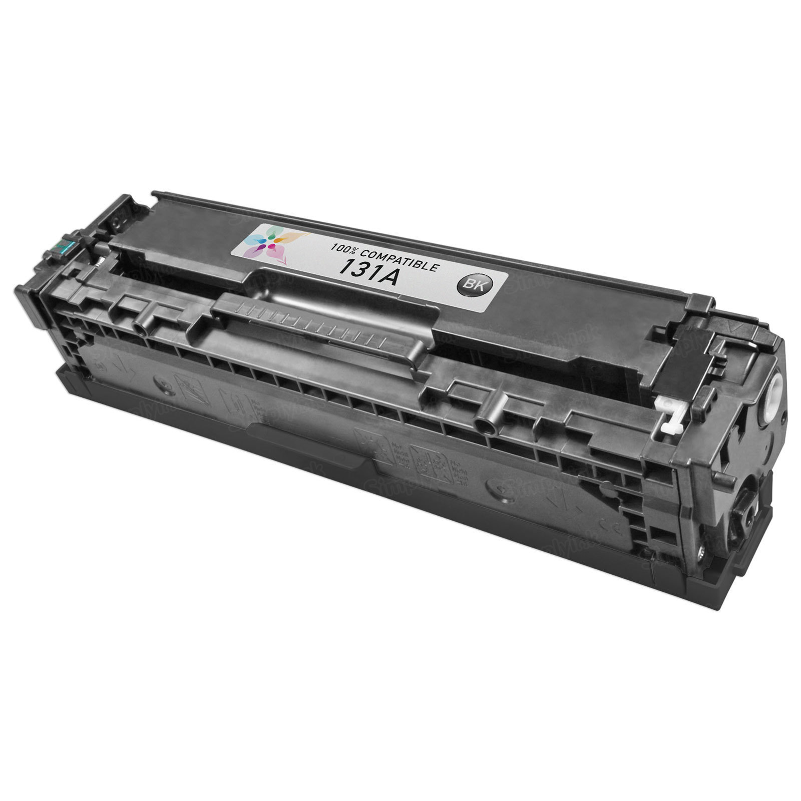 Remanufactured Replacement Black Laser Toner for HP 131A