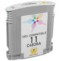 Remanufactured Replacement Yellow Ink for HP 11