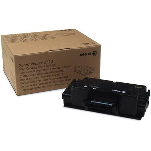Xerox 106R02307 (106R2307) HY Black OEM Toner Cartridge