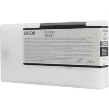 OEM T653100 (T6531) Epson 200ml Photo Black Ultrachrome HDR Ink Cartridge