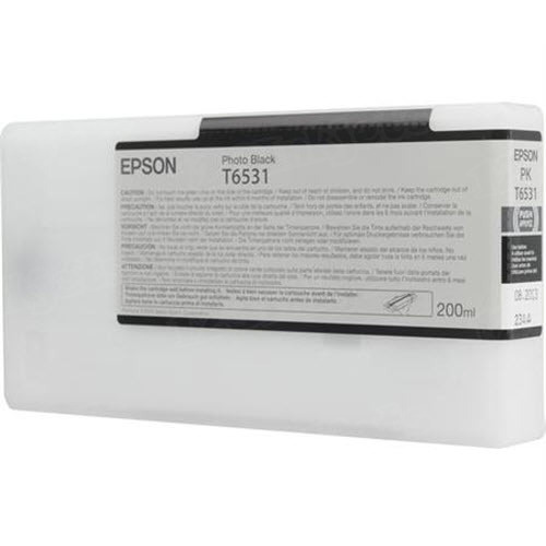 OEM T6531 Photo Black ink for Epson