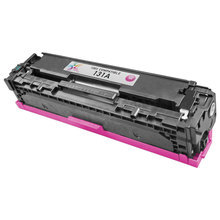 Remanufactured Replacement for HP CF213A (131A) Magenta Laser Toner Cartridge