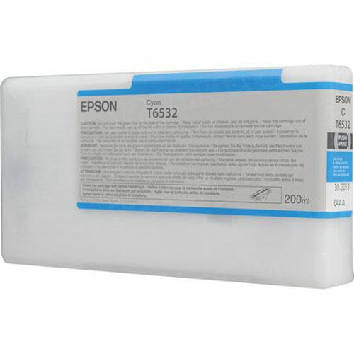 OEM T6532 Cyan ink for Epson