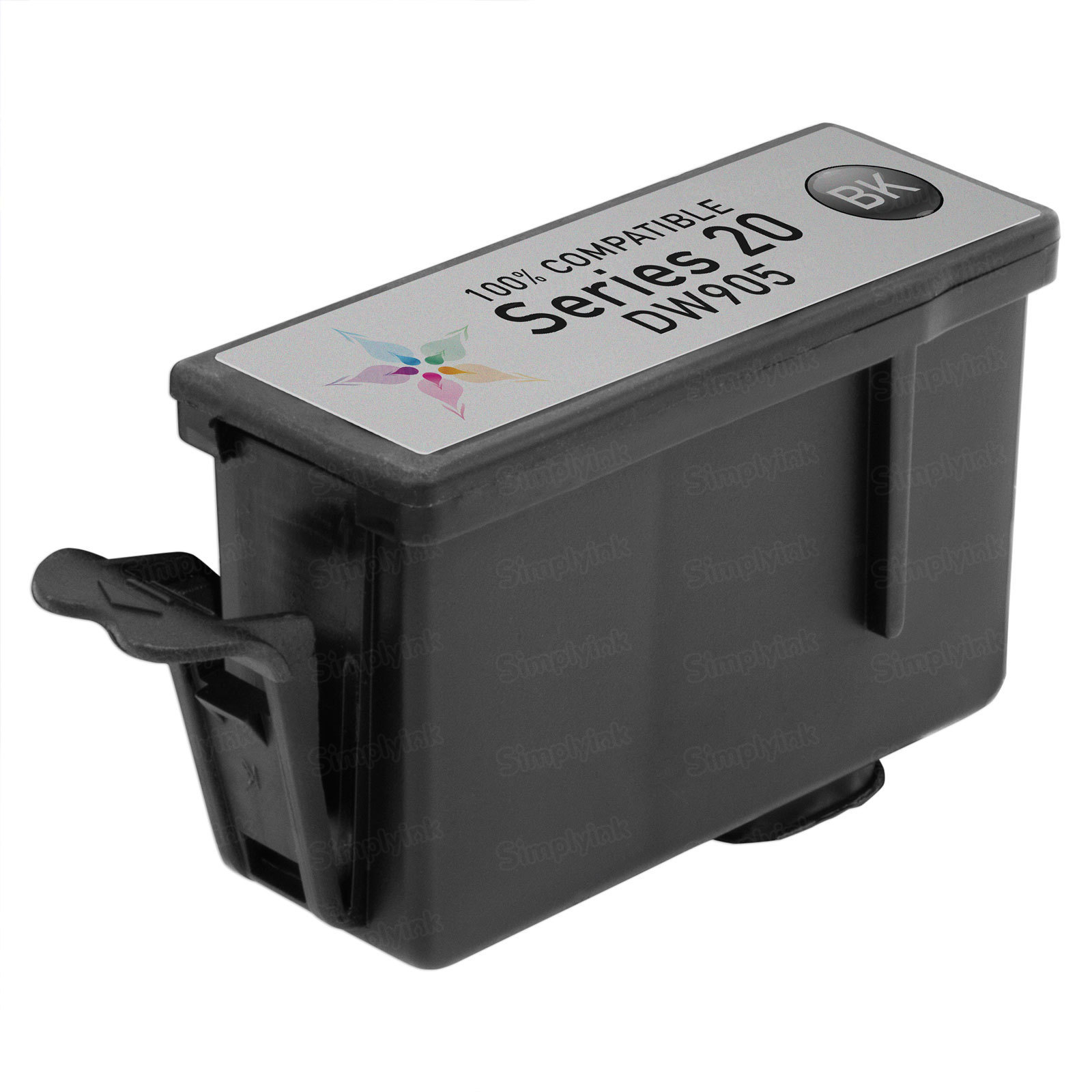 Compatible Ink Cartridge for Dell N573F Black Series 20