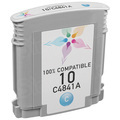 Remanufactured Replacement Cyan Ink for HP 10