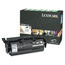 Lexmark OEM High Yield Black Laser Toner Cartridge, T650H11A (25K Page Yield)