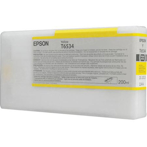 OEM T6534 Yellow ink for Epson