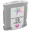Remanufactured Replacement Magenta Ink for HP 10