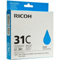 OEM Cyan Ricoh GC31C Ink Cartridge
