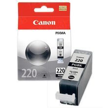 Canon PGI-220 Black OEM Ink Cartridge, 2945B001
