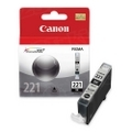 Canon CLI-221BK Black OEM Ink Cartridge
