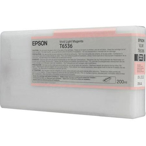 OEM T6536 Vivid Light Magenta ink for Epson