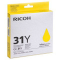 OEM Yellow Ricoh GC31Y Ink Cartridge
