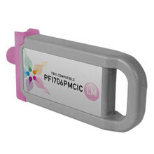 Compatible PFI-706PM Canon (6686B001AA) 700ml Photo Magenta Ink Cartridges