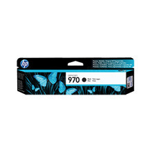 Original HP 970 Black Ink Cartridge in Retail Packaging (CN621AM)