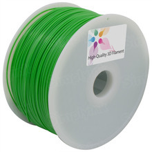 Green 3D Printer Filament 1.75mm 1kg Nylon