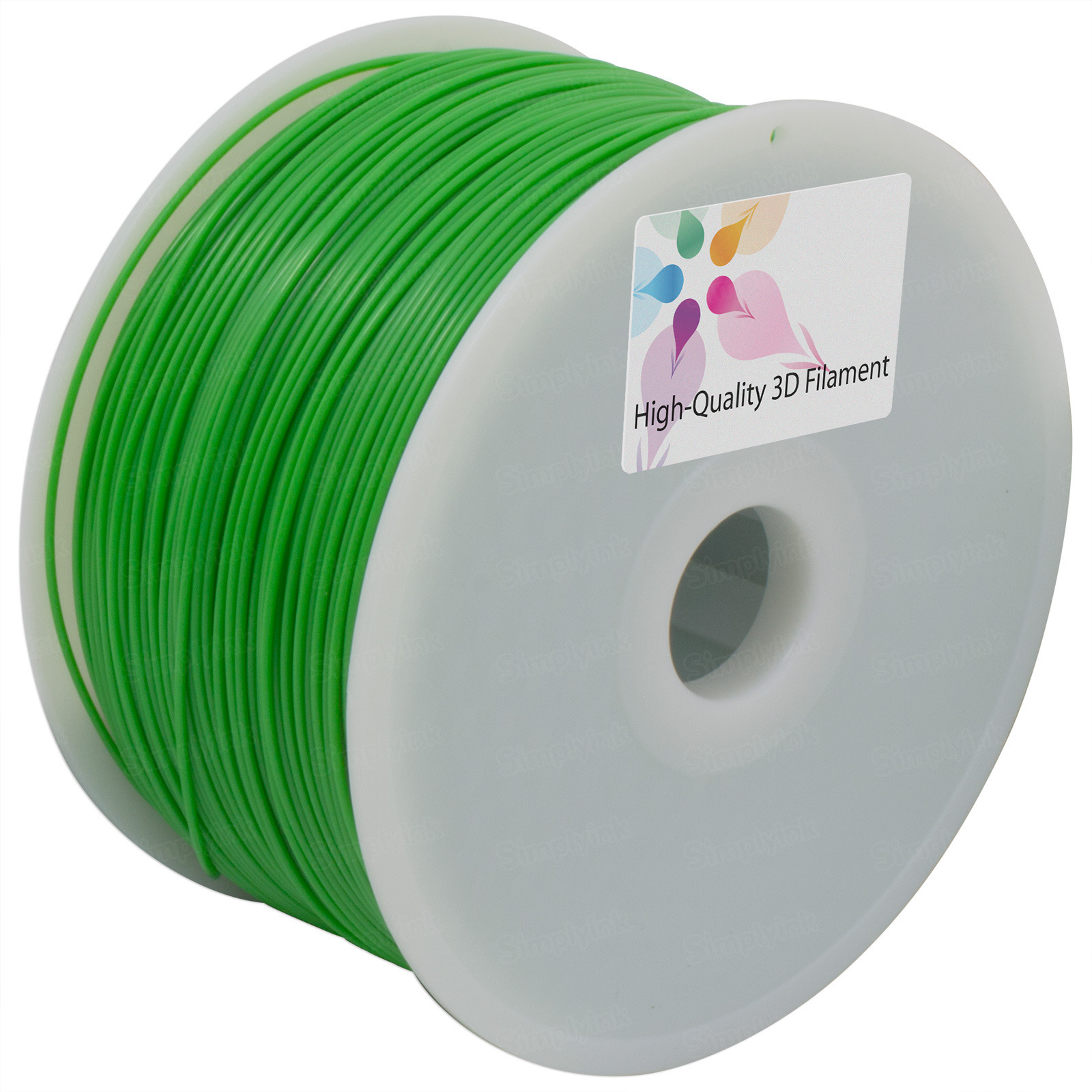 1.75mm Nylon Filament (Green)