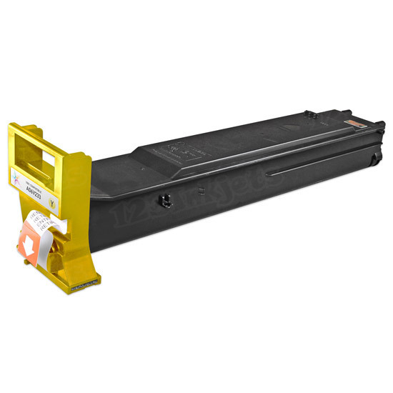 Compatible A06V233 Yellow Toner Cartridge for Konica Minolta