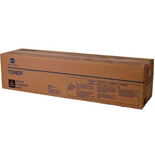 960-890 High Yield Black Toner for Konica Minolta