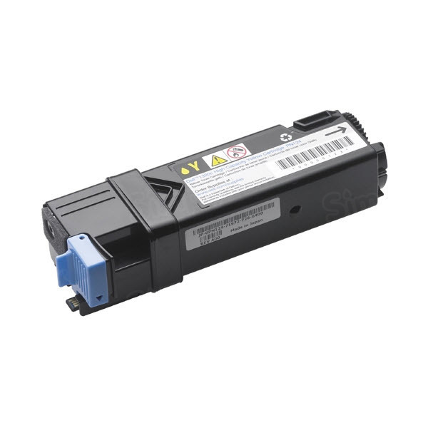 Original Dell (310-9062) HY Yellow Toner Cartridge