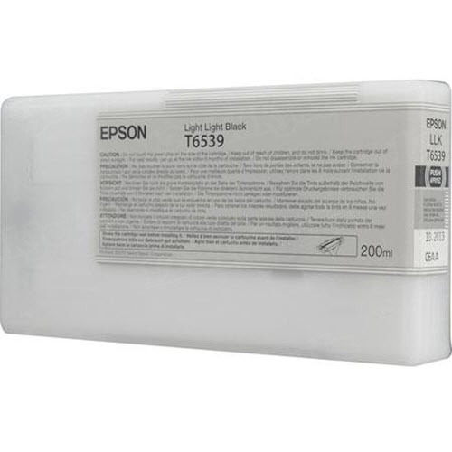 OEM T6539 Light Light Black ink for Epson