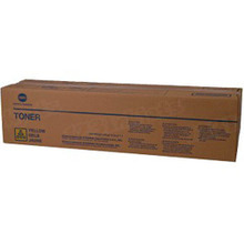 Konica Minolta 960-891 OEM High Yield Yellow Toner