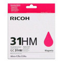 OEM Magenta Ricoh GC31M HY Ink Cartridge