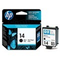 HP 14 Black Original Ink Cartridge C5011DN