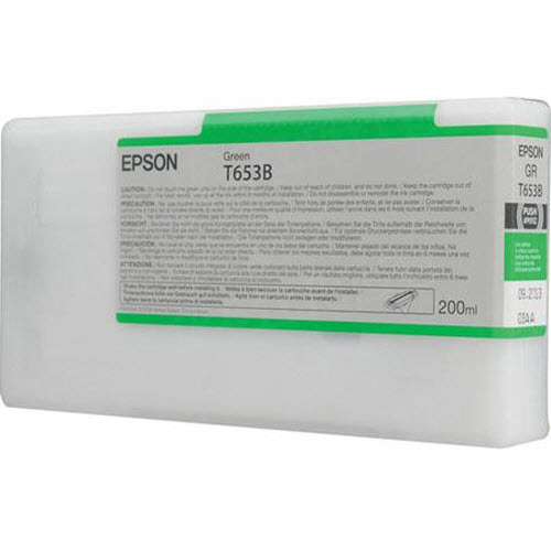 OEM T653B Green ink for Epson