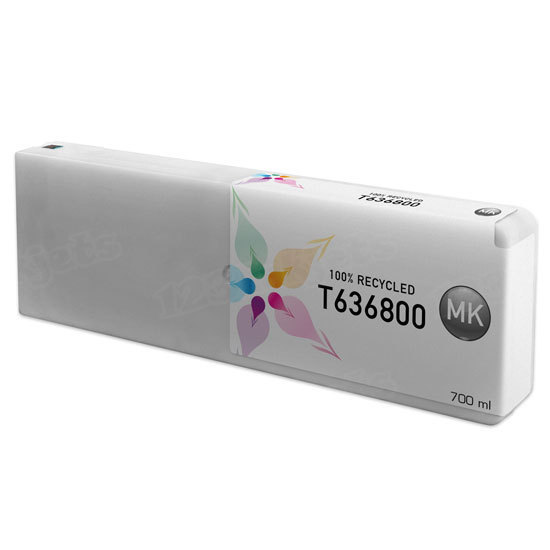 T636800 Remanufactured Matte Black Ink for Epson