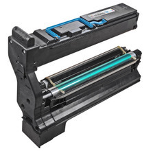 Compatible Konica-Minolta 1710580-004 Cyan Laser Toner Cartridges for the MagiColor 5430, 5450, 5440