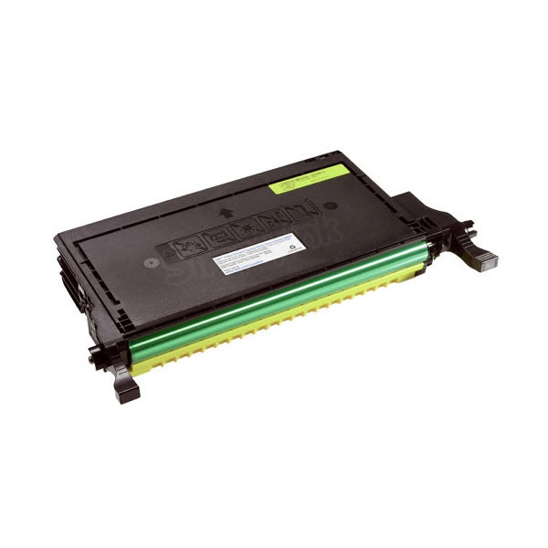 Original Dell J390N Yellow Toner Cartridge
