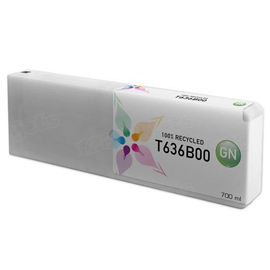 T636B00 Remanufactured Green Ink for Epson