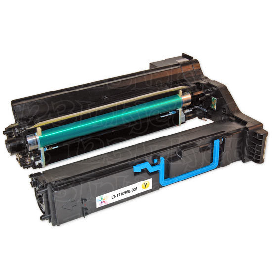 Compatible Konica-Minolta 1710580-002 Yellow Toner