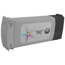 Remanufactured Replacement Ink Cartridge for Hewlett Packard CN705A (HP 792) Black