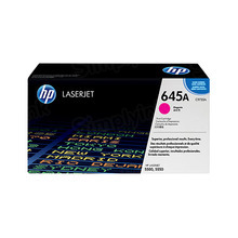 HP 645A (C9733A) Magenta Original Toner Cartridge in Retail Packaging