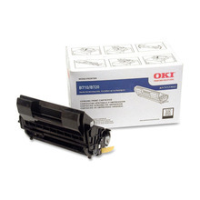 Okidata OEM Black 52123602 Toner Cartridge 20K Page Yield