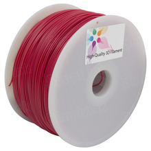 Red 3D Printer Filament 1.75mm 1kg Nylon