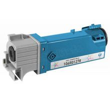 Compatible Xerox 106R01278 High Yield Cyan Laser Toner Cartridges for the Phaser 6130